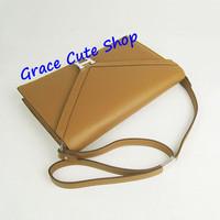 Lady Shoulder Bag Famous Brand Genuine Leather Bag Silver/Gold H Hasp Top Quality Original Package (Dust Bag,Card) #H021