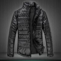 2014 men down jacket More winter warm cotton coat Fashion men's jacket