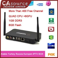 Arabic IPTV Box 700 Plus IPTV Arabic Channel TV Box With Remote Control WiFi HDMI Smart Android Mini PC TV Box Free Watch 1 Year