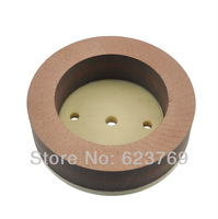 Free shipping 150*22*40mm BD polishing cup wheel for glass edging and double edging machines