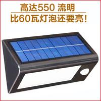 Three-in one High Brightness Sensor LED Solar LED Garden Light Outdoor Waterproof IP65 CE&ROHS Sensor LED Wall Light for Door