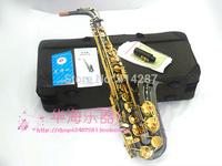 free shipping ni-au black tenor saxophone e black pearl sax