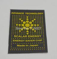 1000pcs/lot EMR SCALAR ENERGY STICKER Shield fusion excel Anti-Radiation Sticker Mobile chip Phone  BIO Energy Mobile Sticker