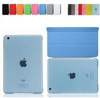 For Apple ipad air 5 4 3 2 Mini Utral Slim Smart Magnetic Leather Case Cover + Stylus + Screen Protector Film