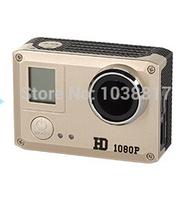 100% Original SJ5000 WIFI Action Camera 14.0MP 2/3 CMOS 1080P H.264 170 Wide Angle Waterproof Diving Gopro Hero3