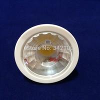 Free shipping dhl 20pcs/lot MR16 Led COB LAMP 6W bulbs light  60angle dimmable led spotlights warm/cool white 12V