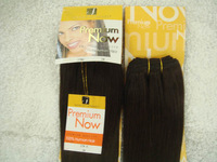 Free Shipping  yaki human premium premium now hair premium now straight hair16inch color 4 5packs a lot