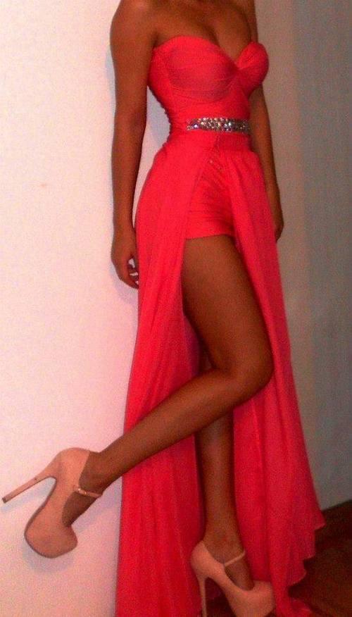 Платье на студенческий бал Jiayifang O decOte cintura frisada saia fenda ZY3022 z3022 2015 cintura baixa saia falda