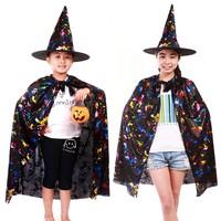 Halloween Costume Dress cloak cloak masquerade bar show children adults handsel cloak suit