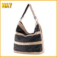 B75 Genuine Leather Bags Fashion Designer Famous Brand Patchwork Women Handbag Ladies Tote Shoulder Bag Bolsas Femininas