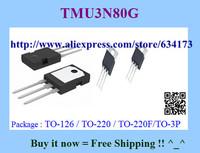 Free Shipping TMU3N80G TO-251 10pcs/lot