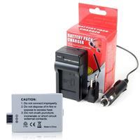 1200mAh LP-E5 LPE5 Li-ion Battery + Charger DC27 For Canon EOS 450D 500D 1000D Camera
