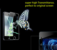 High Quality Ultra Slim Tempered Glass Screen Protector for iPhone 5&5S Only 0.3mm Thickness