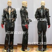 KOF-K' Cosplay Costume Full Set Halloween AL0106