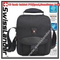 SwissLander,Swiss Lander,tabletPC briefcase,messenger bag,tablet pc sleeve,shoulder bag for tabletpc < 12 inch,for ipad for tab