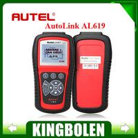 100% Original Autel AutoLink AL619 ABS/SRS OBDII CAN Diagnostic Tool Auto Link AL-619