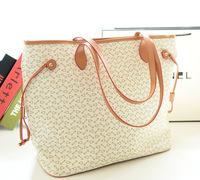 2014 casual large women's handbag fashion trend arrow print women's shoulder bag big shopping bag