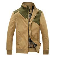 2014 Brand Fashion new men's winter jacket coat Korean Slim thin men's jacket cotton-padded jacket /coat free shipping