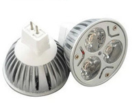 Mr16 3w  9w 12w 15w12V  DC 12V  MR16 Warm & White & cool white  LED spot bulbs 1PCS