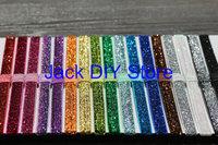 "Free shipping 120pcs/lot 3/8"" glitter elastic headbands for Baby Children Kids Headbands Children Accessories"