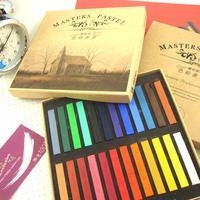 12 Colors Fashion Woman DIY Temporary Hair Dye Pastel Stick Vermicelli Chalk Powder Hair Chalks HairCare-00401-12