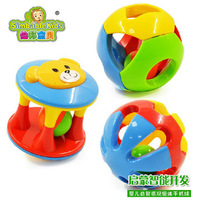 New Baby Toy Fun Little Loud Jingle Ball,Ring jingle Develop Baby Intelligence,Training Grasping ability Toy For Baby 6M-1Year