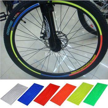 自転車の 自転車 リム ステッカー : ... ステッカー サイクリング リム