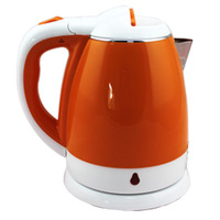 Low price home appliances colordul anti-heating fast to boil water kettle 360 degeree electric kettle stainless steel