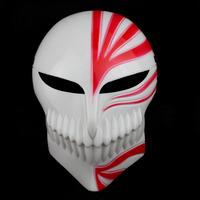 Free shipping Masquerade mask Movie Death Ichigo Kurosaki Bleach Mask For Halloween Party Cosplay-DS036