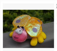 2014 New Arrival Baby Educational Toy Vibrate Baby Cloth Insect Wind Up Toy