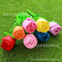 "16""  rose massage rod knock back bar plush toys wholesale gift birthday wedding activities"