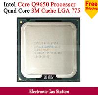 Q9650 Core Processor Quad Core 3.0GHz LGA 775 12M Cache 95W Desktop for Intel CPU