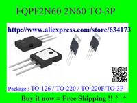 Free Shipping FQPF2N60 2N60 TO-3P 10pcs/lot