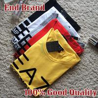 2014 summer new 100% brand cotton men t-shirts printed t shirt fashion short sleeve slim t-shirt