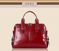 2015 New Classic handbag for Women Vintage fashion women bag Genuine Leather Single shoulder bag