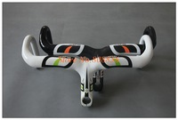 3 days ship out!! full carbon handlebar MOst TALON  raod bike handlebar Integrated handlebar with Stem  440 420 400
