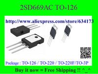 Free Shipping 2SD669AC TO-126 10pcs/lot