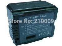 High capacity 1200mAh 7.2v Li-ion Camera VW-VBG130 VW VBG130 Battery For  SDR-H80 HDC-DX5 HDC-TM20