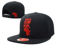 10 Colors 2014 Hot Sale New Embroidery Letters AMA KIP KIP. Snapbacks Hip-Hop Hats Adjustable Baseball Caps for Men & Women