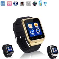 Android Smart Watch Phone Bluetooth U Watch Support Wifi SIM GPS APP WCDMA GSM ROM 4GB 5MP Camera Dual Core Smartphone 2014 New