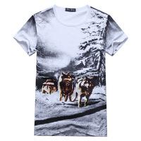 2014 Summer men's T shirt new summer cotton T-shirt fashion T shirt