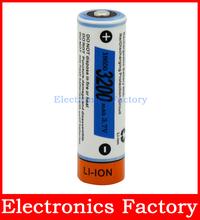 FirePeak 18650 3200mAh 3.7V Rechargeable Li-ion Battery Batteries AAKU For Flashlight Torch Camera