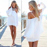 2014 new short sexy dresses for women desigual vestidos femninos elegant white casual dress vestido de fiestas