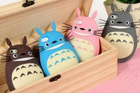 3D Cartoon Cute Animation Cat My Neighbor Totoro Soft Silicone Case Cover For Apple Iphone 6 4.7''inch /for iphone 5C