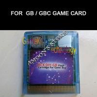 Jack DIY- GB Flash Game Card Cartridge for GB/GBC cart