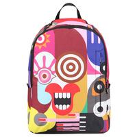 VEEVAN backpack fashion women backpacks school bags brand women bag printing backpacks geometric bag bolsos casual travel bag