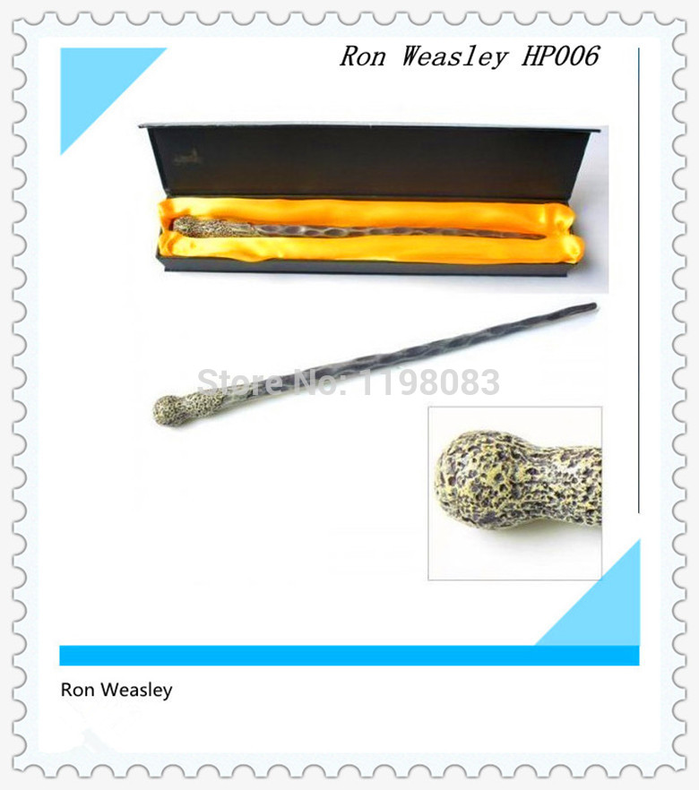 Wizarding World of Harry Potter wand Magic Ron Weasley wand with box
