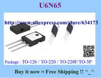 Free Shipping U6N65  10pcs/lot