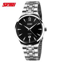 Simple business men table pointer waterproof quartz watch mechanical watch luminous non- waterproof watch male Swiss genuine