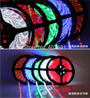 RGB 300 Leds 5M Led Strip lights SMD 3528 Non Waterproof DC 12V flexible light COOL white/warm white/blue/green/red/yellow/RGB